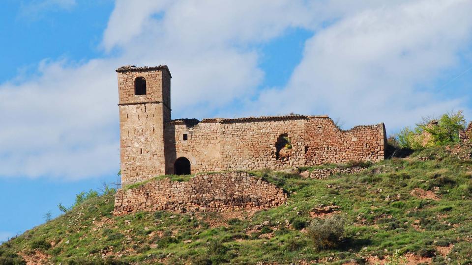 30.04.2016 Sant Salvador de Miralles  Veciana -  Ramon Sunyer