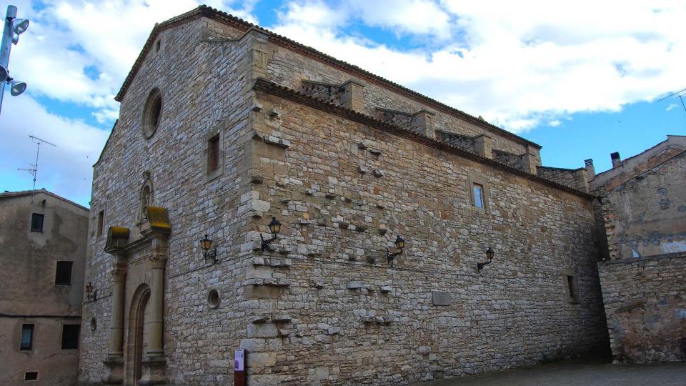 30.04.2016 Església Sant Martí barroc (XVII)  Sant Martí Sesgueioles -  Ramon Sunyer