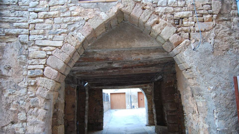 30.04.2016 portal  Sant Martí Sesgueioles -  Ramon Sunyer