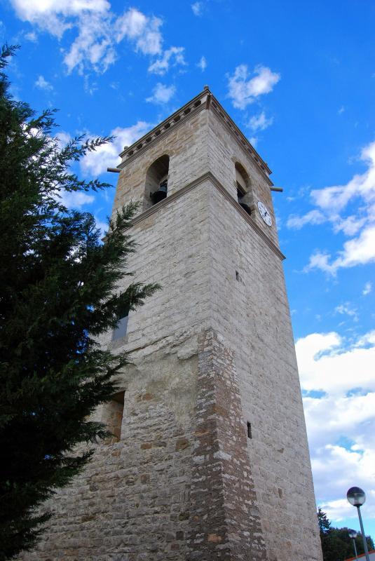 30.04.2016 campanar  Sant Martí Sesgueioles -  Ramon Sunyer