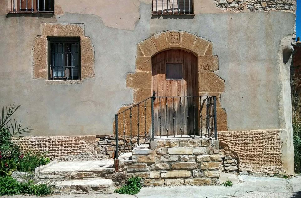 01.05.2016 detall casa  Vilamajor -  Ramon Sunyer