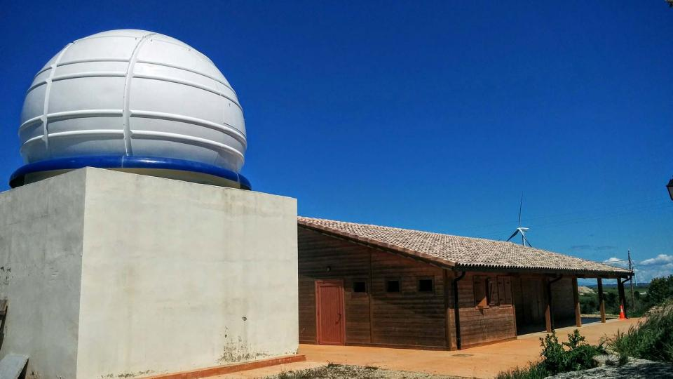 01.05.2016 Observatori astronòmic  Pujalt -  Ramon Sunyer