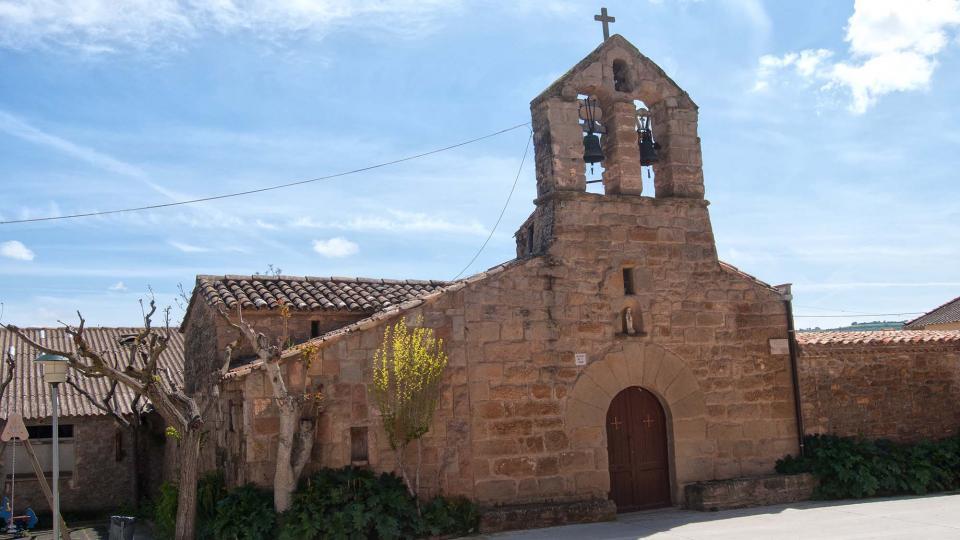 Església de  Sant Jaume - Autor Ramon Sunyer (2016)