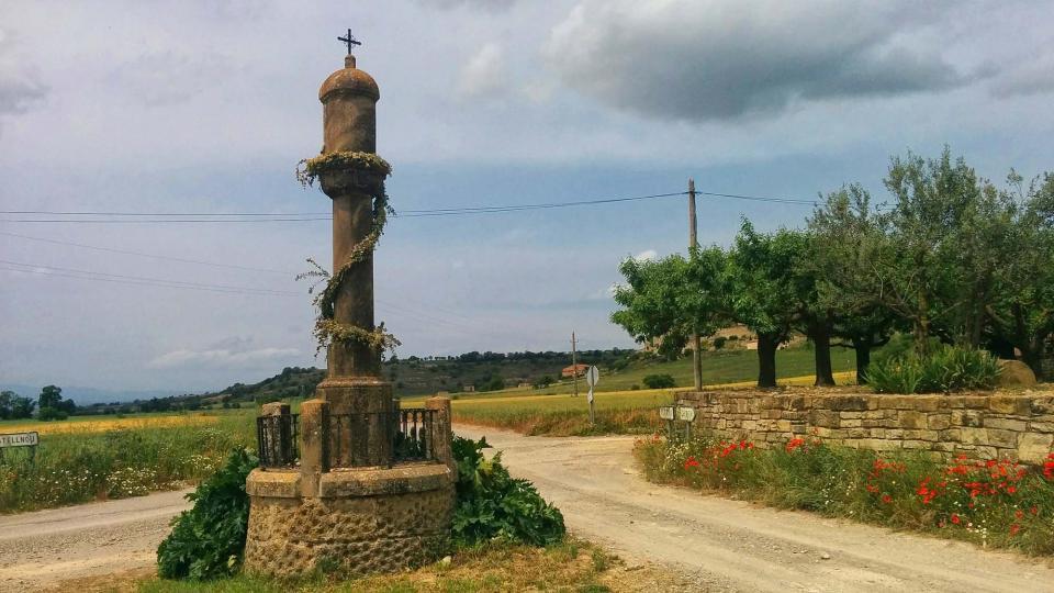 Croix de chemin Malgrat