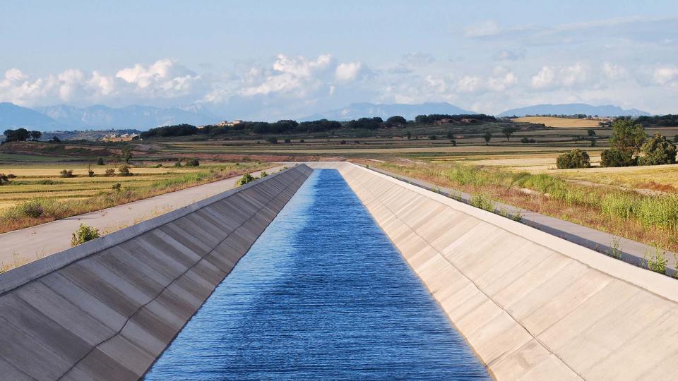 22.05.2016 canal segarra-garrigues  Concabella -  Ramon Sunyer
