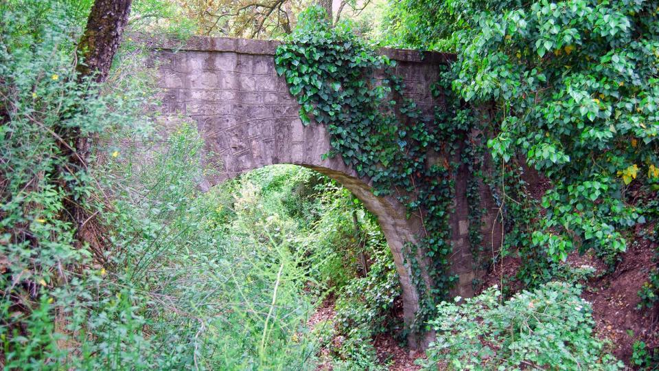 22.05.2016 pont  Vergós Guerrejat -  Ramon Sunyer
