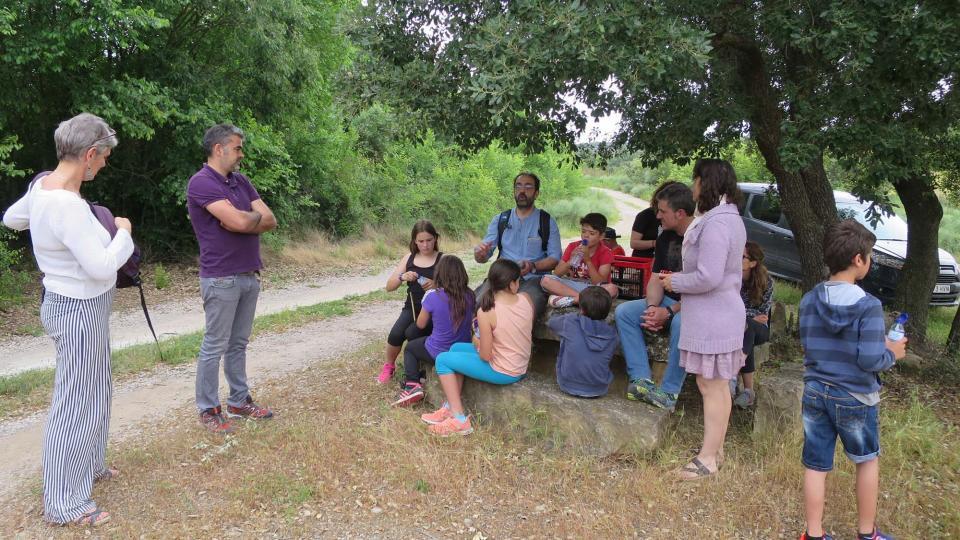"""04.06.2016  sessió del """"Temps de contes, mes a mes""""  Granollers -  Aj TiF"""