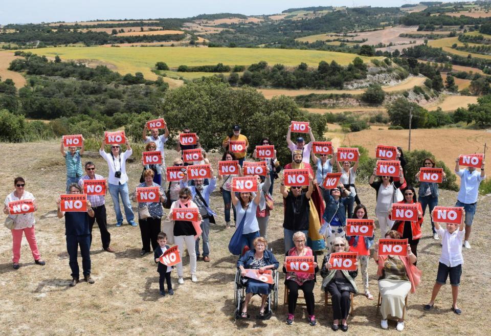 12.06.2016 reivindicant el paisatge  Alta-riba -  AACSMA