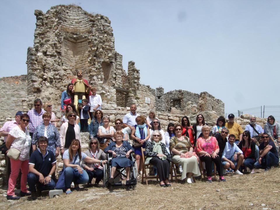 Alta-riba celebra la VII Festum Castrum