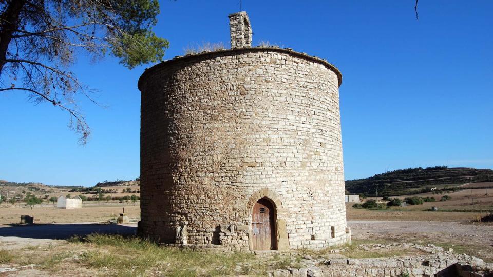 Ermita de Sant Pere el Gros - Autor Ramon Sunyer (2015)