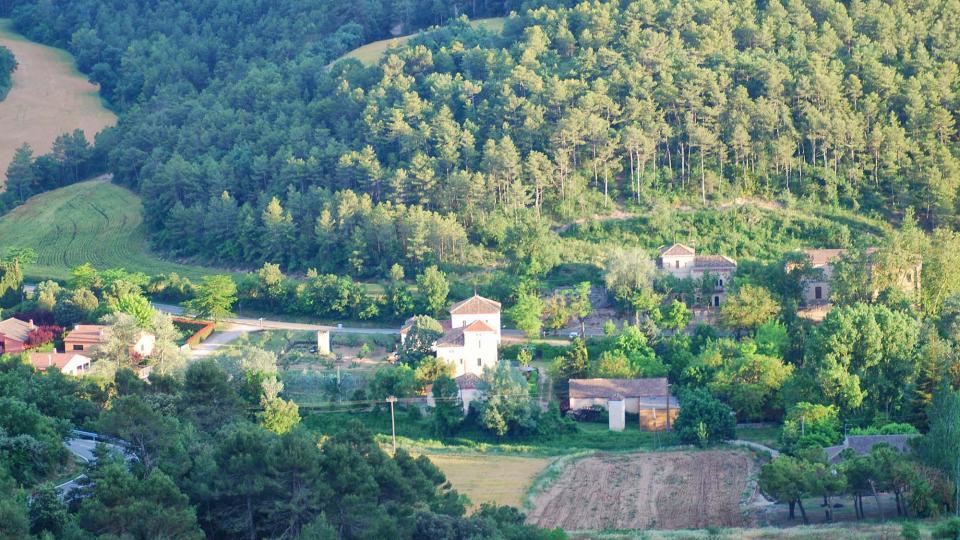 11.06.2016 Balneari  Vallfogona de Riucorb -  Ramon Sunyer