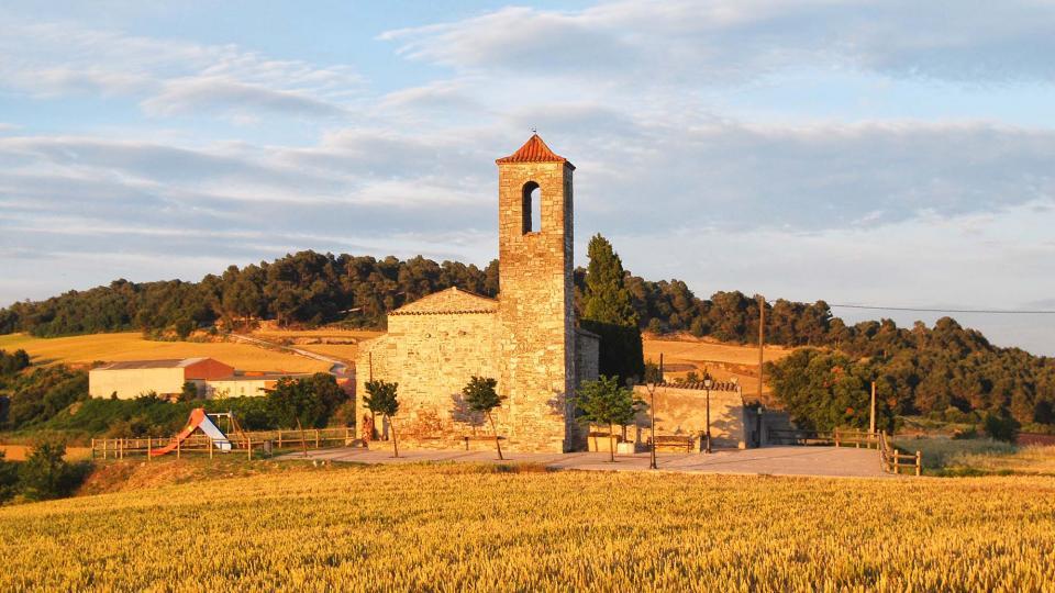 Iglesia Sant Gil