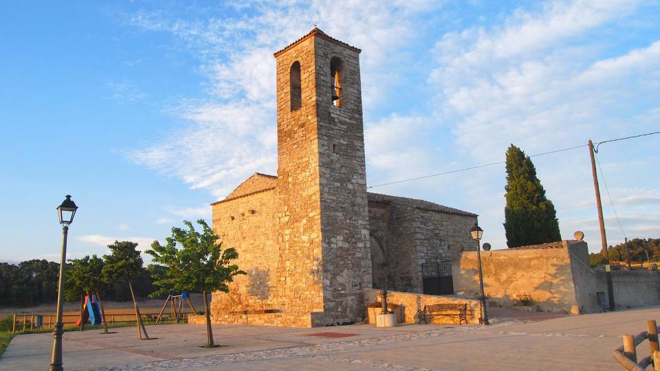 Église de Sant Gil - Auteur Ramon Sunyer (2016)