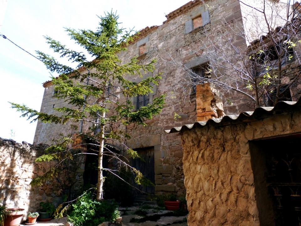 19.04.2016 Castell o cal Tarragó  Hostafrancs -  Isidre Blanch