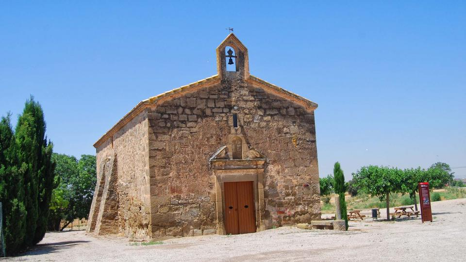 24.06.2016 Capella de Sant Vicenç  Concabella -  Ramon Sunyer