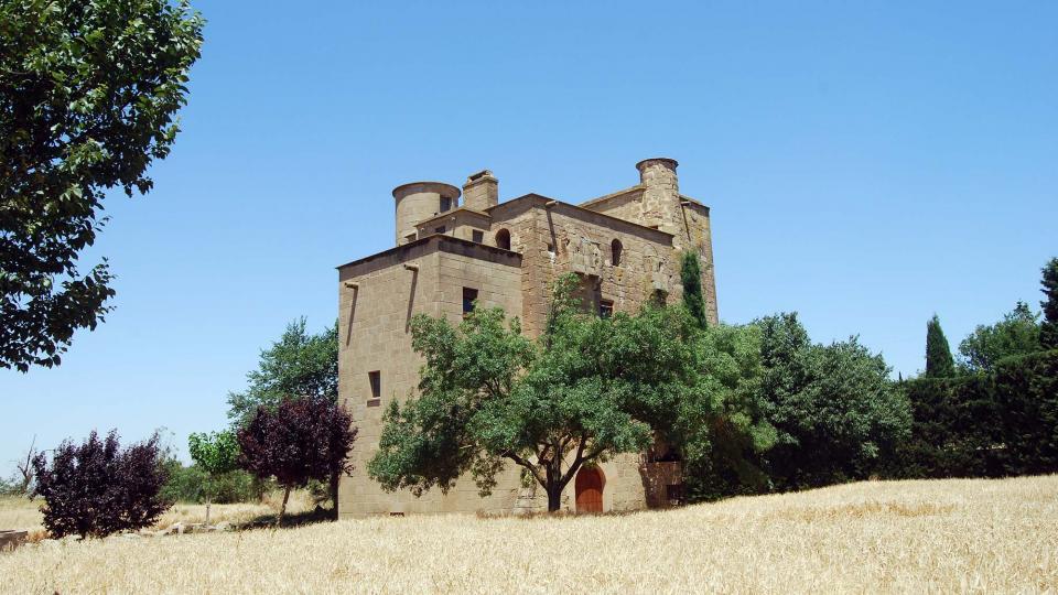 24.06.2016 castell molí  Ratera -  Ramon Sunyer