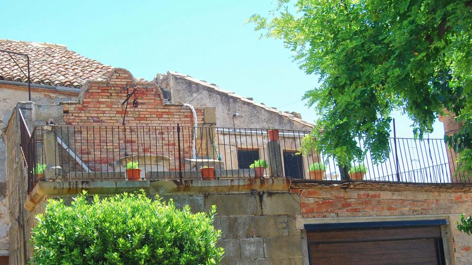 24.06.2016 casa  Ratera -  Ramon Sunyer