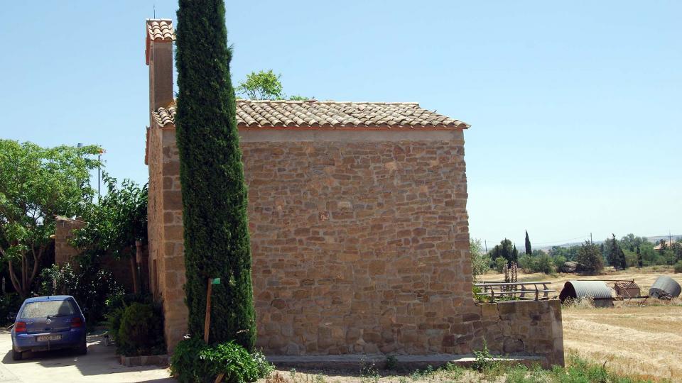 Capella de Sant Llorenç - Autor Ramon Sunyer (2016)