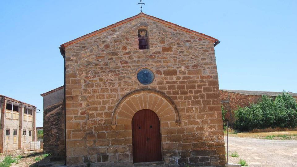 24.06.2016 Capella de la Mare de Déu del Bellvilar  Sisteró -  Ramon Sunyer