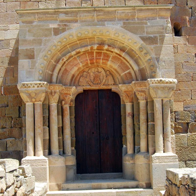 Church of Sant Esteve - Author Ramon Sunyer (2016)