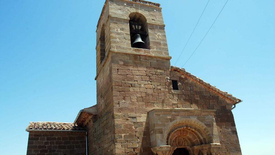 24.06.2016 Església de Sant Esteve  Pelagalls -  Ramon Sunyer