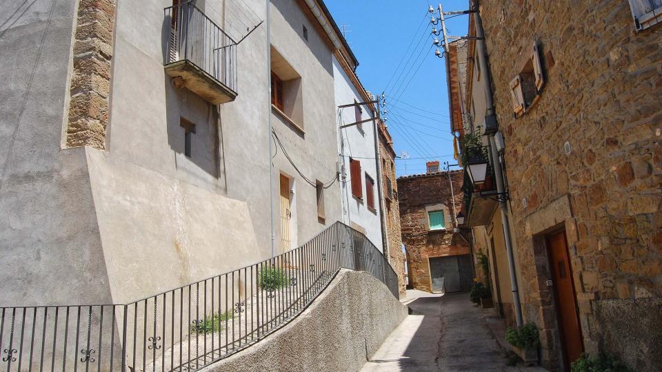 24.06.2016 carrer  Pelagalls -  Ramon Sunyer