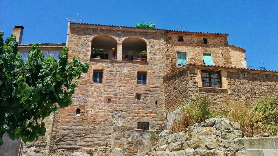 24.06.2016 casa  Pelagalls -  Ramon Sunyer