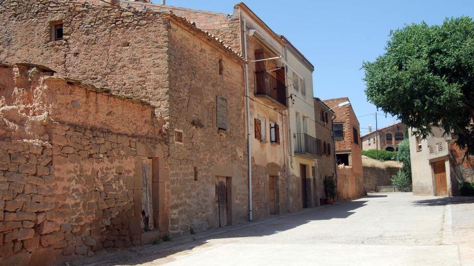 24.06.2016 carrer  Mont-Roig -  Ramon Sunyer