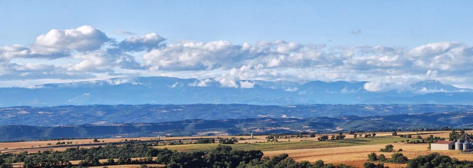 18.06.2016 mirant el nord  Pujalt -  Ramon Sunyer