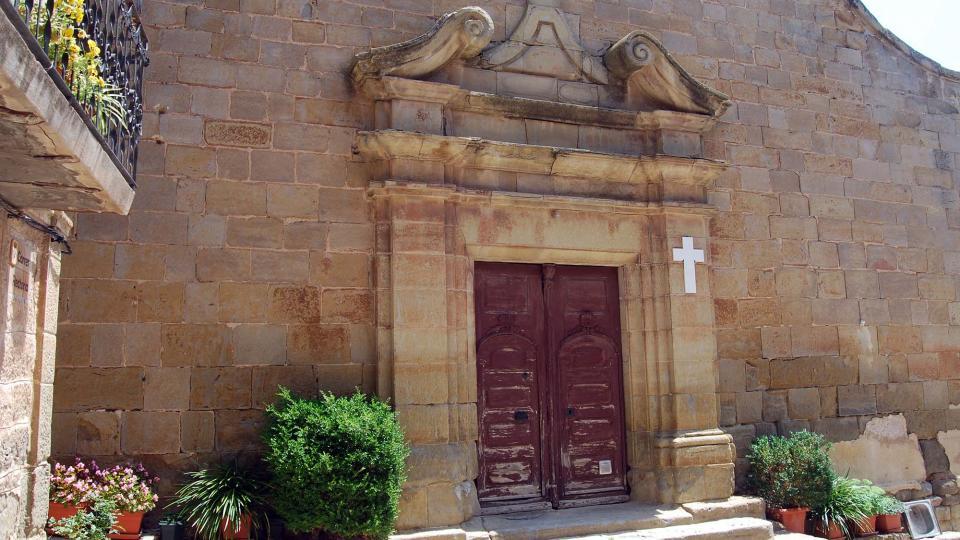 26.06.2016 Església de l'Assumpció  Hostafrancs -  Ramon Sunyer