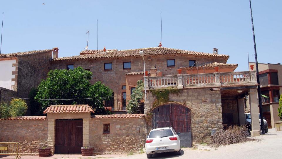 26.06.2016 casa  Hostafrancs -  Ramon Sunyer