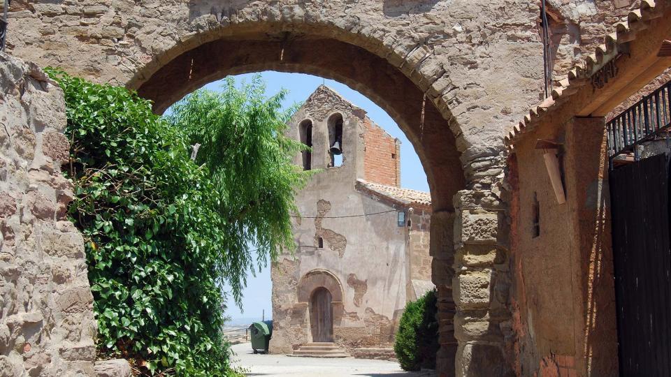 26.06.2016 Església de l'Assumpció  L'Aranyó -  Ramon Sunyer