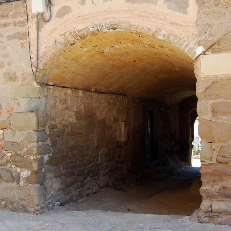 26.06.2016 portal  L'Aranyó -  Ramon Sunyer