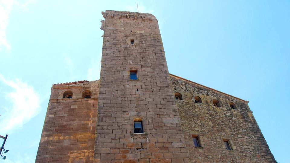 26.06.2016 castell  L'Aranyó -  Ramon Sunyer