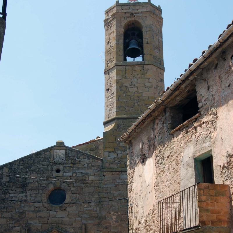 26.06.2016 Església de Sant Salvador  Les Pallargues -  Ramon Sunyer