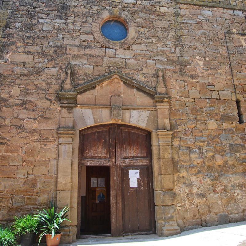 Église de Sant Salvador - Auteur Ramon Sunyer (2016)
