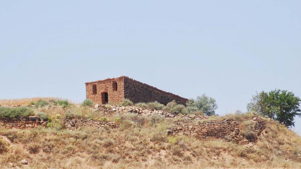 26.06.2016 cabana  Les Pallargues -  Ramon Sunyer
