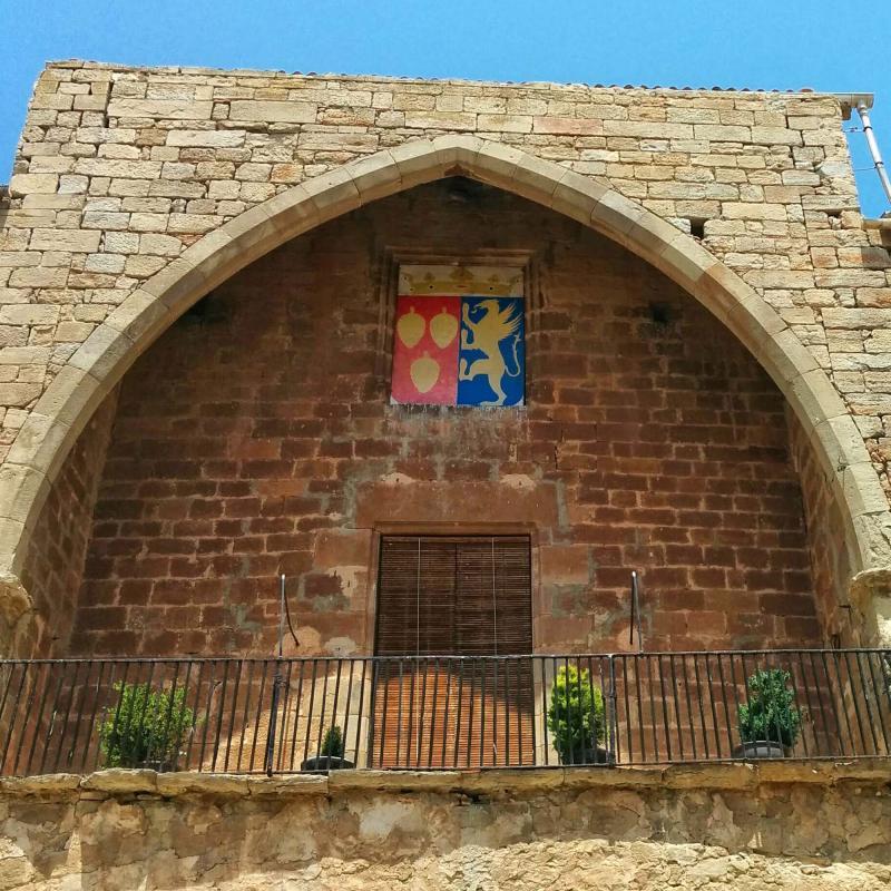 26.06.2016 castell  Les Pallargues -  Ramon Sunyer