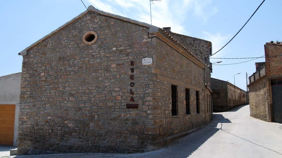 26.06.2016 Les escoles centre social  Sant Martí de la Morana -  Ramon Sunyer