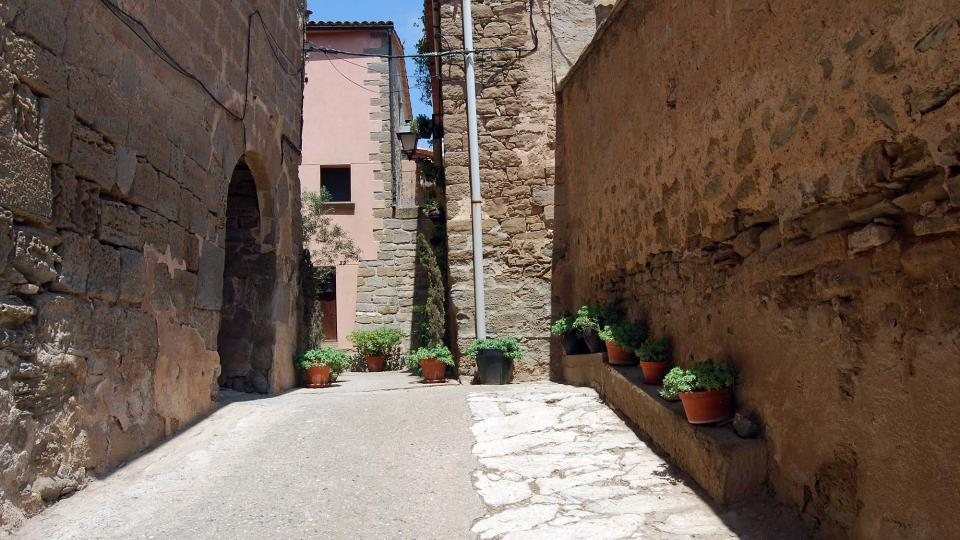 26.06.2016 carrer  Sant Martí de la Morana -  Ramon Sunyer