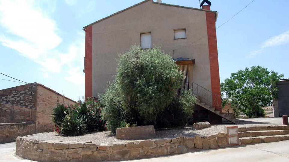 26.06.2016 casa  Sant Martí de la Morana -  Ramon Sunyer