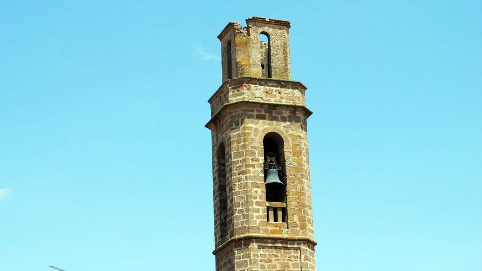 26.06.2016 campanar  Sant Martí de la Morana -  Ramon Sunyer
