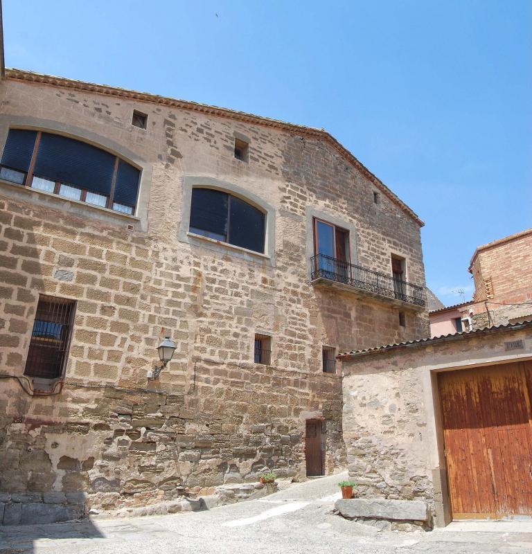 26.06.2016 casa Sala  Sant Martí de la Morana -  Ramon Sunyer