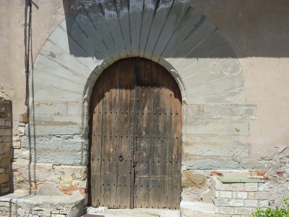 25.08.2013 castell de l'Oluja alta  Les Oluges -  Isidre Blanc