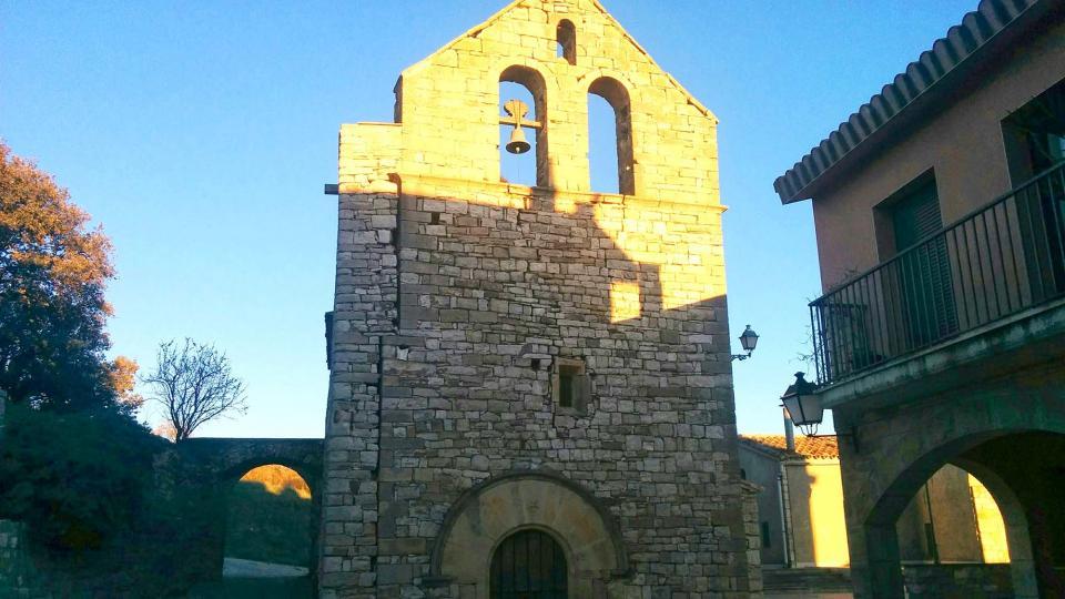 20.02.2016 Església de Sant Joan  Cabestany -  Ramon Sunyer