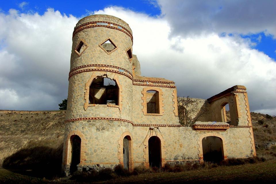 13.09.2012 Torre dels francesos  Rubinat -  Àngela Llop