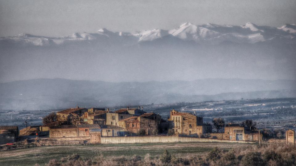 20.02.2016 vista  Llindars -  Ramon Sunyer
