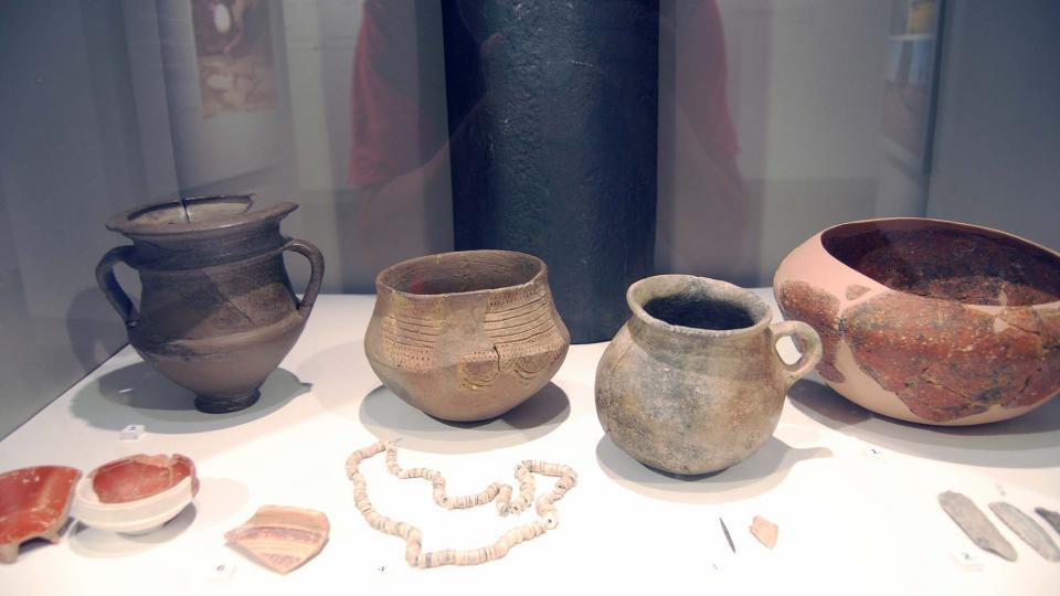 03.07.2016 ceràmica  Igualada -  Ramon Sunyer