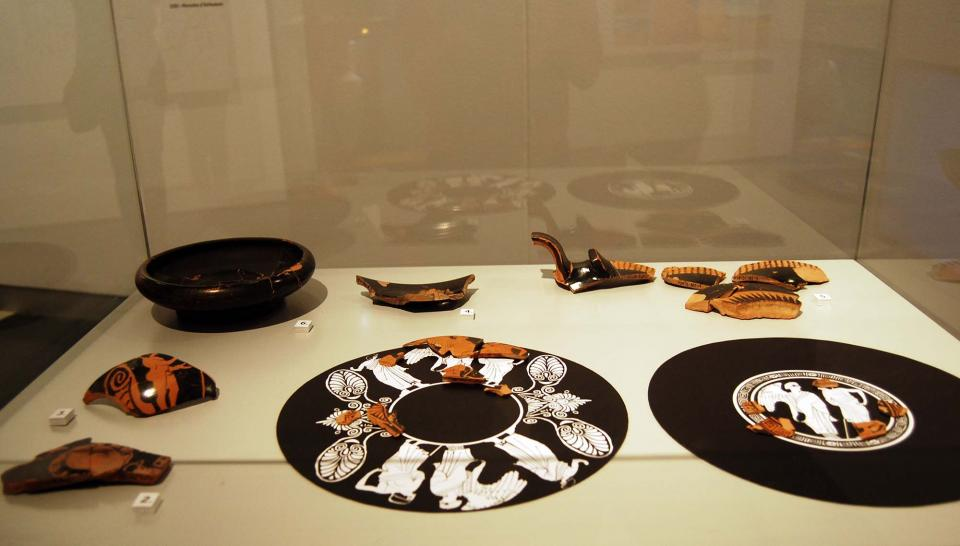 03.07.2016 ceràmica grega  Igualada -  Ramon Sunyer
