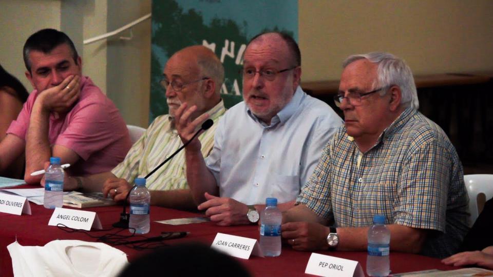 08.07.2016 Commemoració 40 anys Marxa de la Llibertat  Cervera -  Miquel Camacho